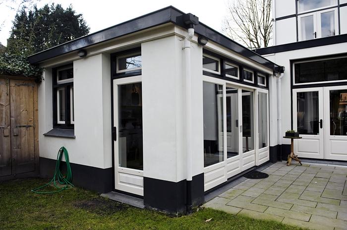 Badkamer Hilversum : ... en renovatie herenhuis Hilversum Berg ...